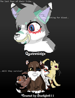 .:Quatretodge:. by Meepalso