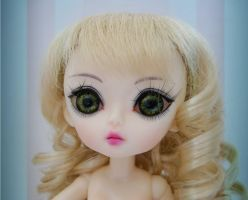 My first BJD: Hujoo Berry by DollBunny13