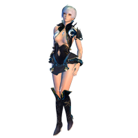 Laegrinna (default costume) from Deception IV by wadamen