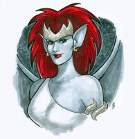 Demona by BigChrisGallery