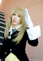 SAC12 - Maka Albarn by BlizzardTerrak