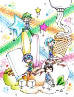 IceCream by Colorful--Melody