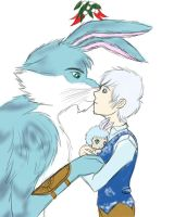Jack and Bunny Baby by DeckBeMine