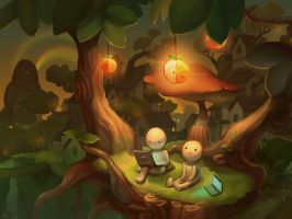 Tablefy - little light by ethe
