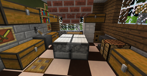 My Minecraft Kitchen. by 3rdeye88