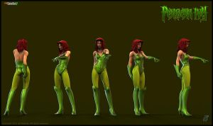 Poison Ivy 2011 by patokali