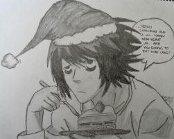 A Very Death Note Christmas by DBZlover11