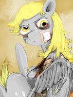 Stupid Girl by doctorpepperphd