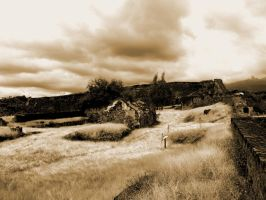 Old fort 2 by hrxfab