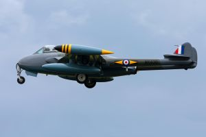 de Havilland Venom FB.50 by Daniel-Wales-Images
