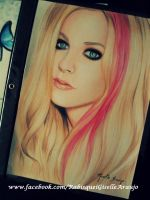 Avril Lavigne by GiselleAFerreira