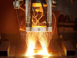 Laser Welding by Quit007