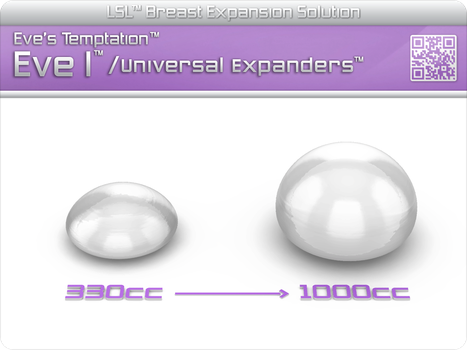 Eve I /Universal Expanders: Overfilling Comparison by LimitlessSpheresLabs