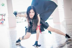 Advent Children: Tifa by VenusLim
