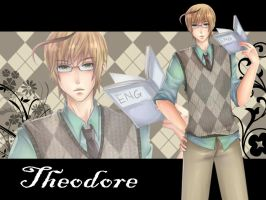 TBH - Theodore Deion by pastanzu
