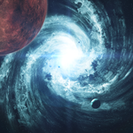 Project Universe: Planetary Descend by Archange1Michael