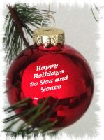 Holiday Wishes, 2011 by blackdoorphotos