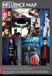 Influence Map - Centauri by nemalki