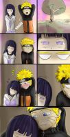 Tired - NaruHina Comic by DogWolf129