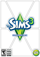The Sims 3: Expansion Template by TLK4EVR