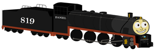 819 - Daniel The Arkansan Engine by TheAusterityEngine