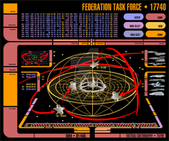 Federation Task Force by CmdrKerner