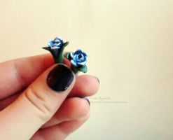 Floral Plugs by ishtrish