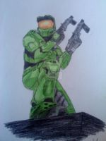 Master Chief by theFudgy94