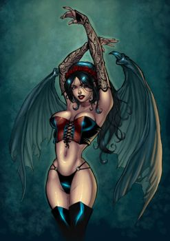 succubus by redeve