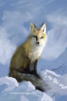 RED FOX by Thadeoradicarlous