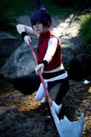 Shaman King - Ren Tao! by Piratin-Nami
