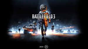 ME GUSTA 3 with Battlefield 3 logo by TheFreeSketcher