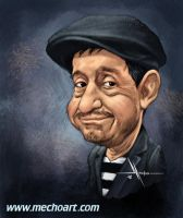 CHOMPIRAS Chespirito by Mecho