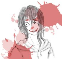 Jeff the Killer by Circus-Dolls-Melody