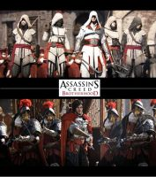 Assassins Creed Brotherhood by Sicarius17