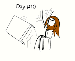 Day #10 Flip the Table by DeathAuther