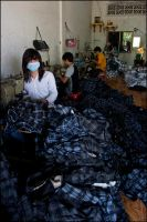 Poipet garment workers 10 by watto58