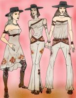 Rattlesnake fashion 4 by Selinelle