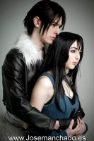 Rinoa and Squall by Zihark-cosplay