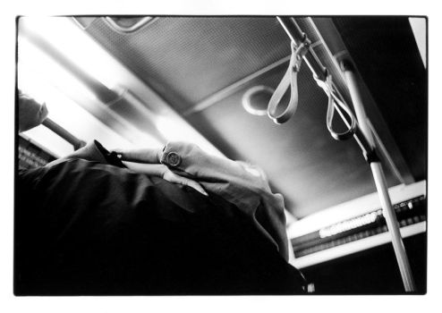on the bus, again by zort