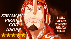 one piece 745 Good Usopp by Mansour-s