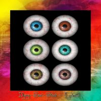 Eye Maps Stock Pack N.1 by dying-soul-stock