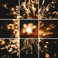 Bokeh Explosion by HONEST-STYLE