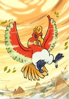 Ho-Oh by go-ccart