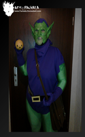 Green Goblin Cosplay finish by The-GreenGoblin