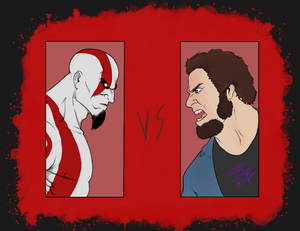 Me vs Kratos