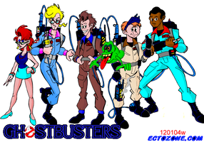 Ghostbusters by Ectozone