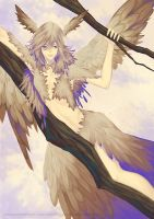 Rare Bird for Mi-yue's BD by Celsa