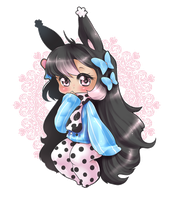 :CM: Pastel Bunny by Desiree-U