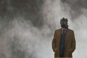 Doctor Who Gas Mask by Codename-Alice